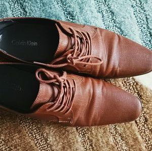 **NEGOTIABLE**Calvin Klein Shoes -BentonOxfords